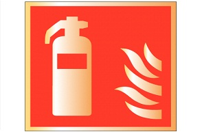 fire safety signages gurgaon