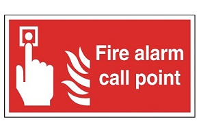fire safety signages in delhi